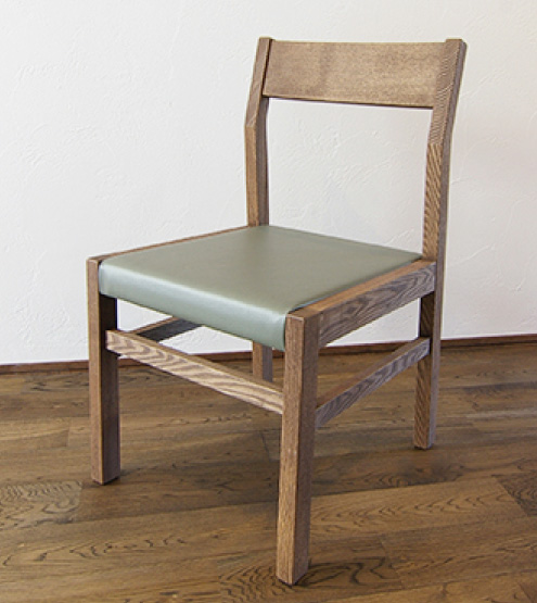 SQUARE CHAIR -NO-ARM-