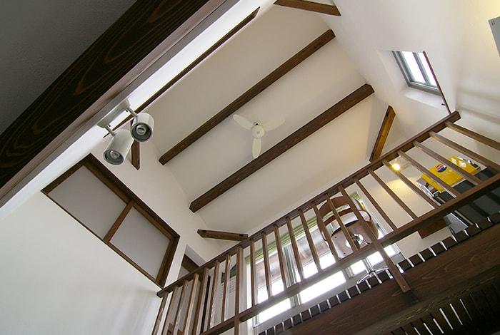 大垣市D様邸「光と風と眺望を愉しむ自然素材の狭小住宅」