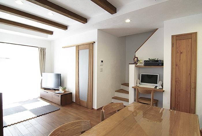 豊田市I様邸「風通しにこだわった子育てしやすい家」