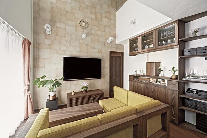 豊田市M様邸「北欧調のオシャレな1.5世帯住宅」
