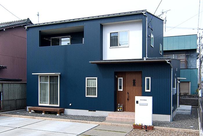 岐阜市A様邸「ナチュラルでかわいい北欧風の家」