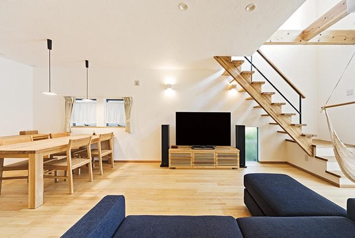 名古屋市U様邸「肌の弱い子どものために自然素材の家で育てたい」