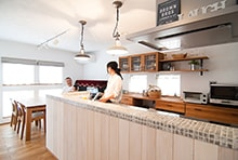 美濃加茂市F様邸「自分らしいを手に入れた爽やかなマリンスタイルの家」