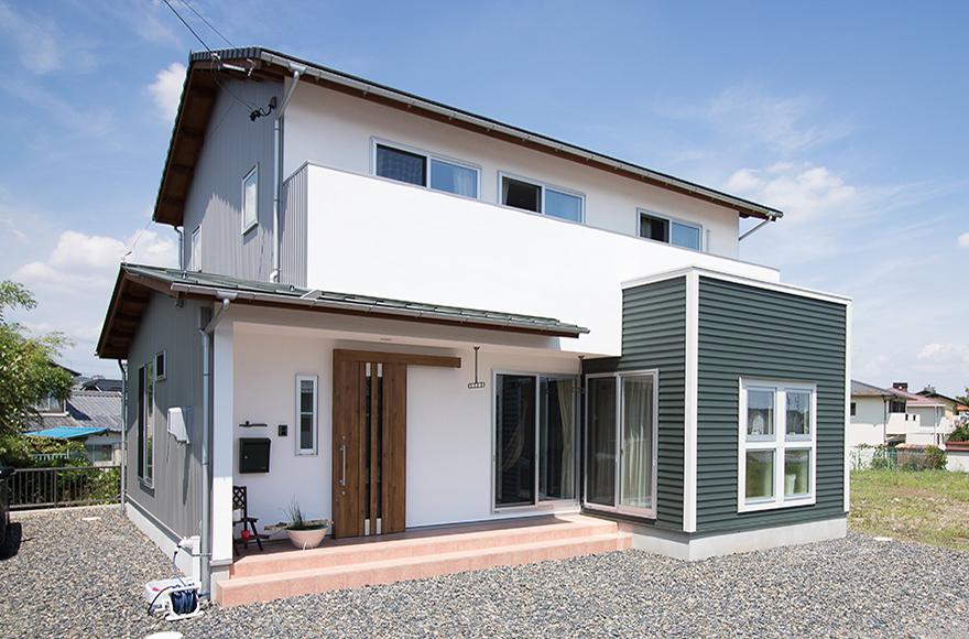 垂井町K様邸「ハンモックに揺られる北欧風の家」