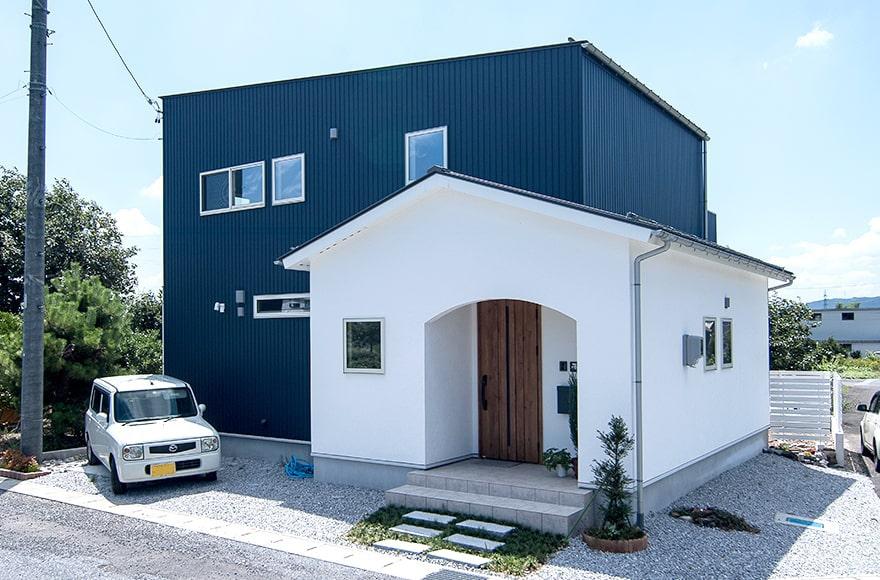 垂井町F様邸「洗練された北欧ナチュラルな自然素材の家」