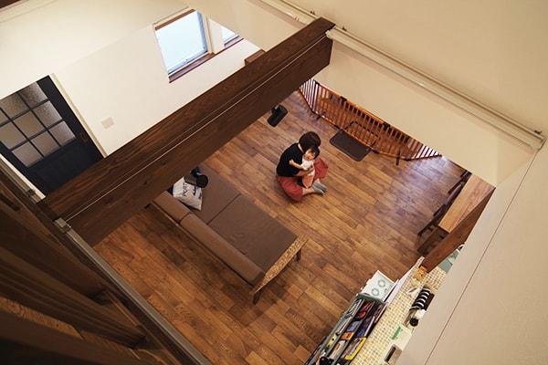 瑞穂市Y様邸「広々としたシンプルな北欧風の家」