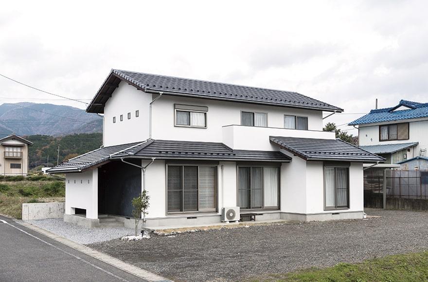 垂井町K様邸「蔵を彷彿とさせる落ち着ける家」