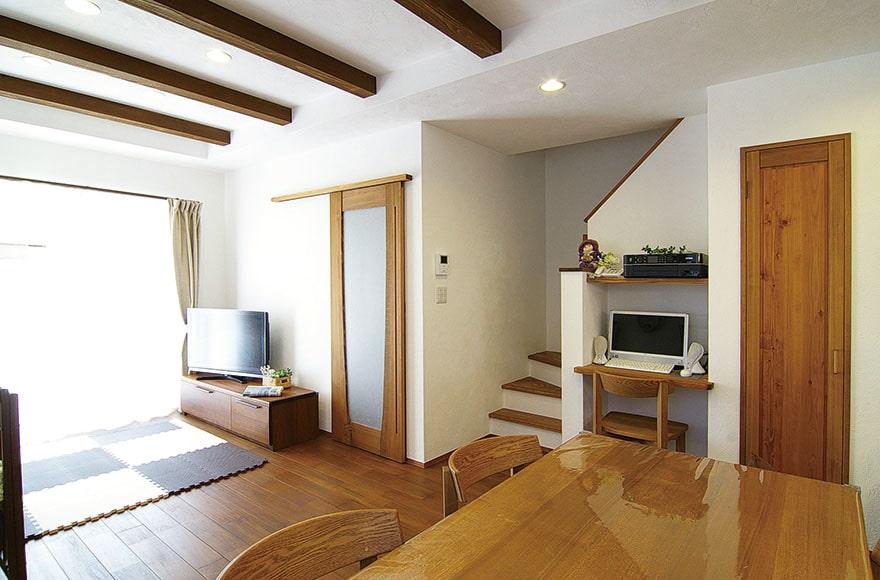 豊田市I様邸「風通しにこだわり空気が爽やかな家です」