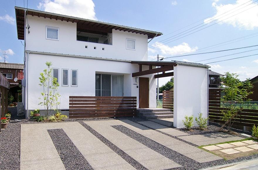 岐阜市F様邸「光熱費のかかりにくい断熱性能の高い低炭素住宅」