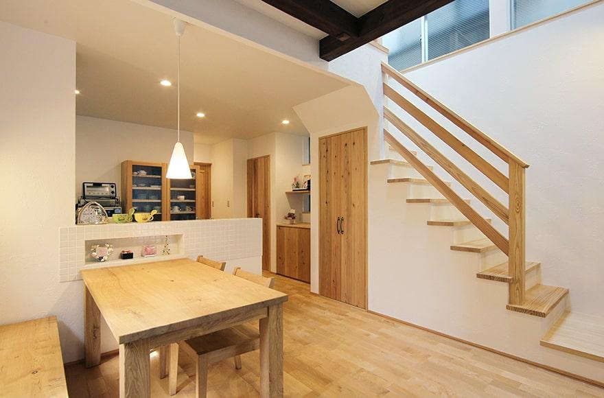 関市H様邸「細長い土地でも快適に暮らせるオーガニック住宅」