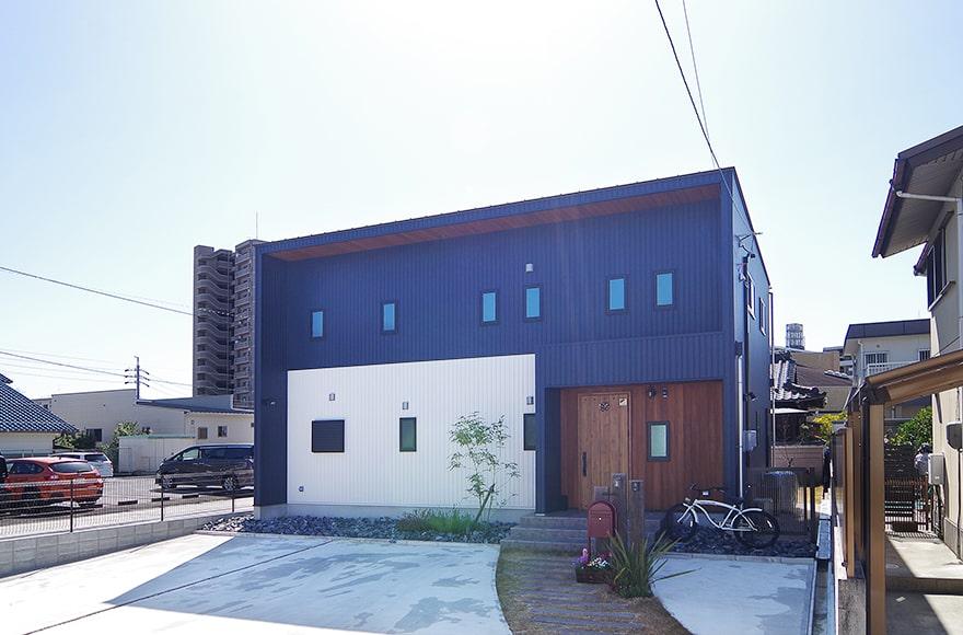 春日井市H様邸「部屋干し臭がしない自然素材の家」
