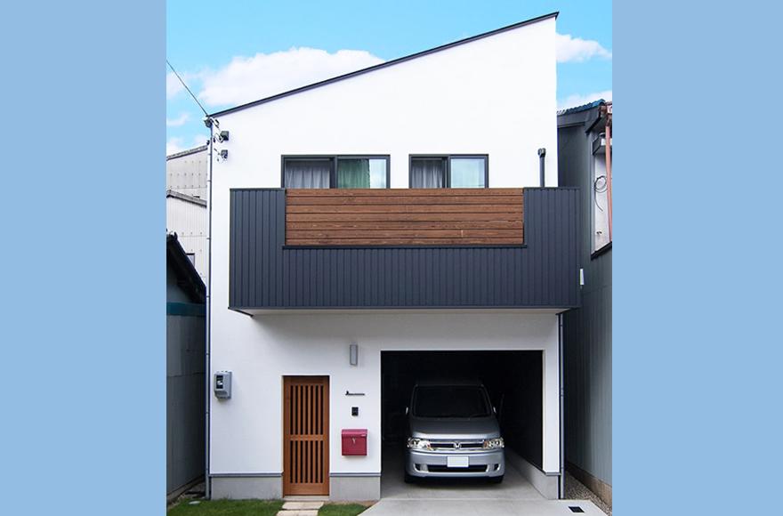 岐阜市T様邸「狭小住宅でも快適に暮らせる自然素材の家」
