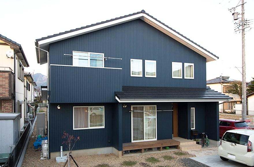大野町M様邸「動線にこだわったナチュラルな自然素材の家」
